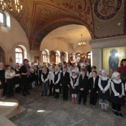 Пасха Христова в Свято-Георгиевской гимназии